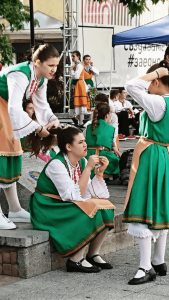 Bulgaria Event Old Town Plovdiv