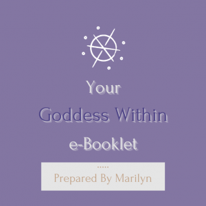 Personalised Astrology e-booklet _ Goddess Within