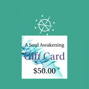Gift Card _ $50.00