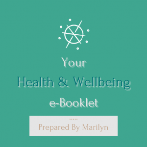 Personalised e-Booklet Health & Wellbeing