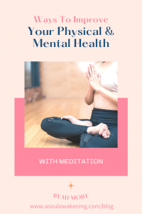 Soul Connections | 6 Helpful Meditation Tips For Beginners