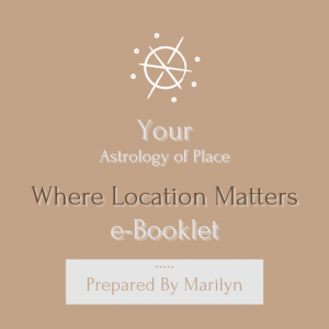 Astrocartography Personalised e-Booklet _ Where Location Matters